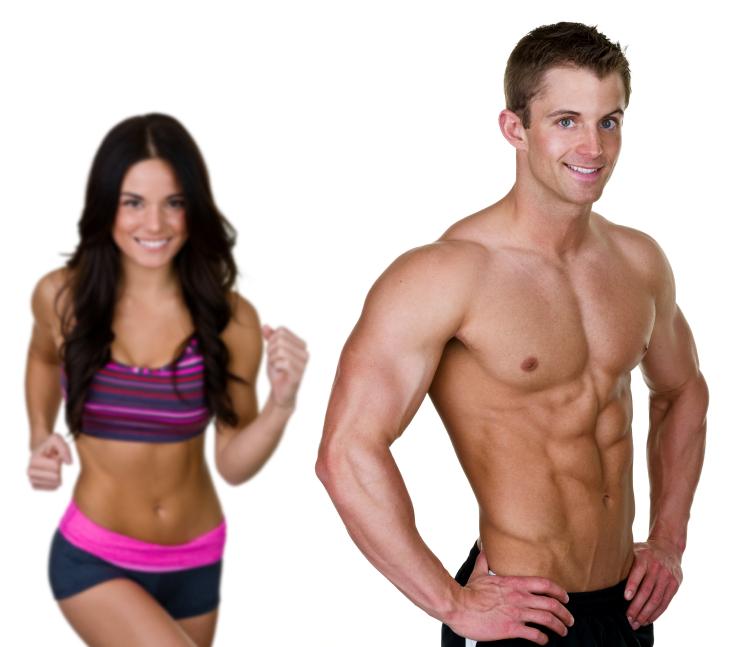 gezond vetpercentage sporter