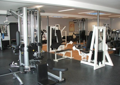 training afvallen sportschool
